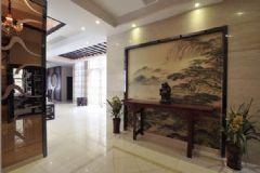 温馨豪华新中式样板房中式风格三居室