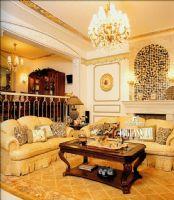 高层里的不一样享受混搭风格四居室
