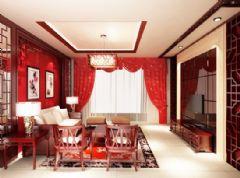 江夏教师公寓中式风格公寓