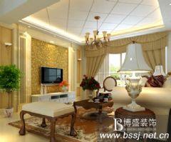 银杏苑现代风格三居室