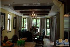 中铁塔米亚成都尚层装饰古典风格四居室