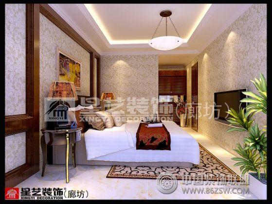 华夏铂宫整套大图展示_中式装修效果图_八六(中国)(86
