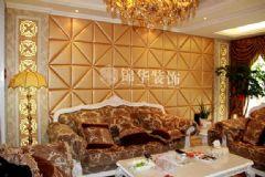 紫金花园新)欧式风格三居室