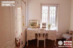 钱江方洲古典风格五居室