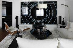 未来城现代风格二居室