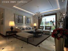 逸锦家园中式风格