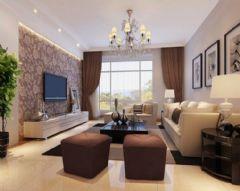 城南 水韵江-三居室-124平米-装修设计现代风格三居室