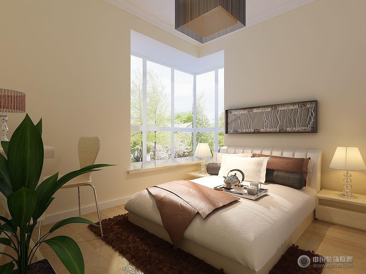 香格里拉小区-客厅装修图片