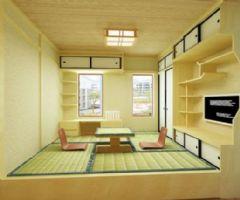 电工厂-一居室-56平米-装修设计混搭风格小户型
