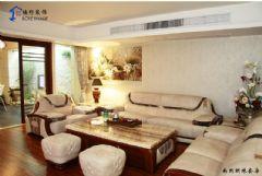 南国明珠套房现代风格三居室