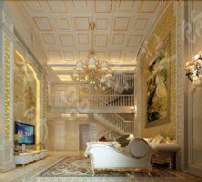 经典名门欧式风格别墅