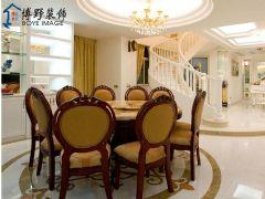 威尼斯二期套房古典风格别墅