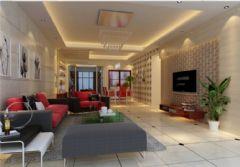 鳳城世家中式風格三居室