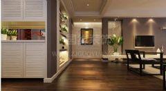 江山明洲中式风格三居室