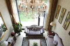 中海别墅代表成都尚层装饰欧式风格别墅