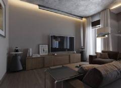 175平現代簡約時尚公寓