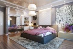 装修设计现代时尚的卧室