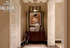 招商雍景湾设计案例美式风格别墅