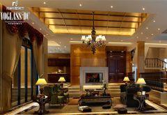 康桥半岛豪门府邸 古典风格案例古典风格别墅