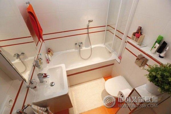 楼梯 洗手间设计图