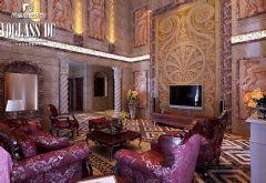 豪门府邸美式风格别墅
