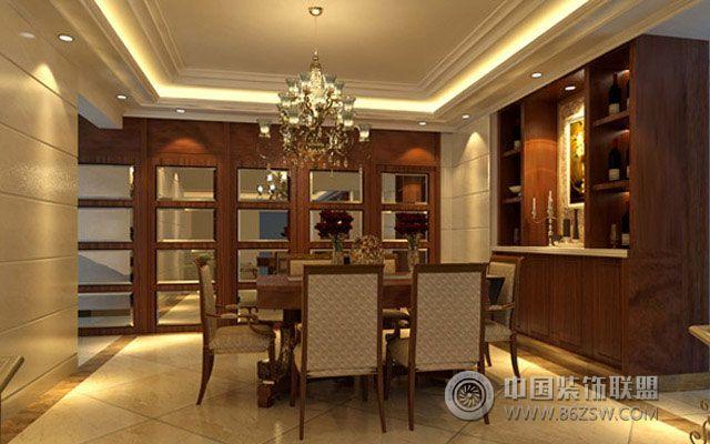 金椰都古典客厅装修图片