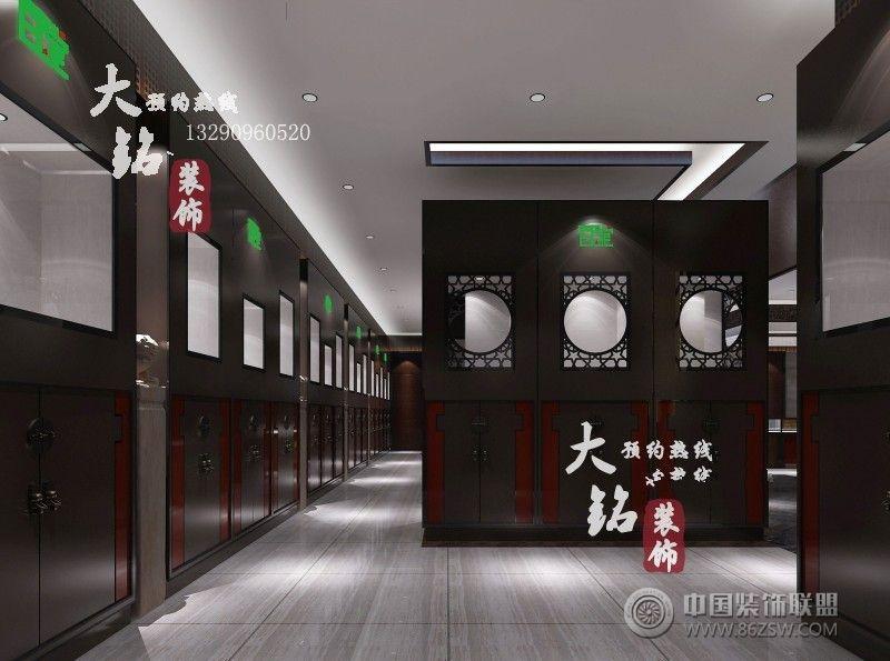 百宝堂珠宝店设计-单张展示-专卖店装修效果图-八六