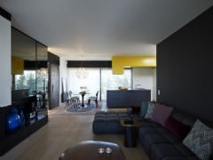 125平雅简约时尚公寓