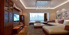 青石花语-三居室