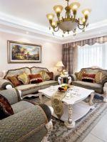 139平米欧式装修设计三居室