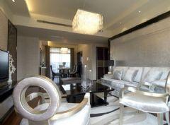 歐美風情二居室裝修設計