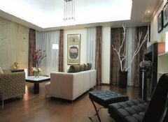 泊林公寓装修效果图现代风格公寓