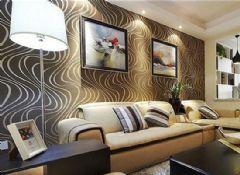 保利东湾装修效果图现代风格三居室