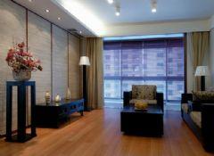 四季风景装修效果图中式风格二居室