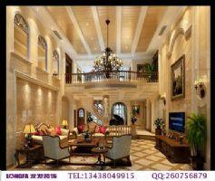 南湖一号欧式风格设计推荐欧式风格别墅