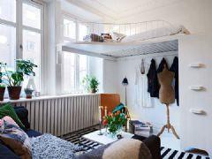 小户型卧室设计案例