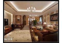 中海独墅岛欧式风格别墅