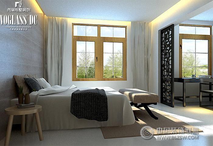 设计理念: 本案为新中式风格设计,利用大理石、艺术漆、护墙板、壁纸、软包、石膏造型顶、装饰木梁和桑拿板营造大气简约的新中式风格,为业主带来高端优雅的生活体验。 新中式风格不是纯粹的元素堆砌,而是通过对传统文化的认识,将现代元素和传统元素结合在一起,以现代人的审美需求来打造富有传统韵味的事物,让传统艺术在当今社会得到合适的体现。