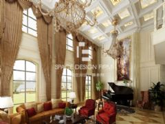 新古典风格-别墅设计-追求高品质生活