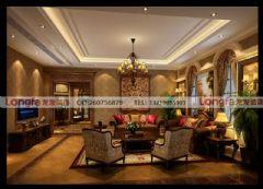 雅居乐美式风格设计案例推荐美式风格别墅