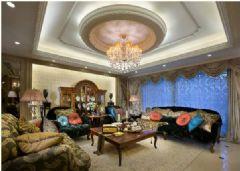 别墅装修风格-天津设计美式风格别墅