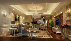 成都尚层装饰康桥浪漫感受简约风格三居室