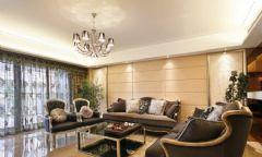125平欧式古典三居