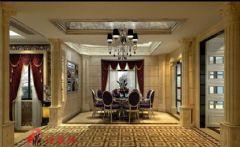 雅居乐别墅古典风格别墅