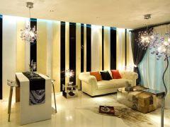 现代简约二居室装修设计