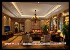 雅居乐峰南美式风格别墅