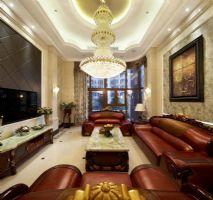 300平古典欧式奢华婚房