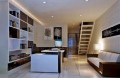 130平米三居室装修设计