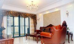 118平古典欧式温馨公寓