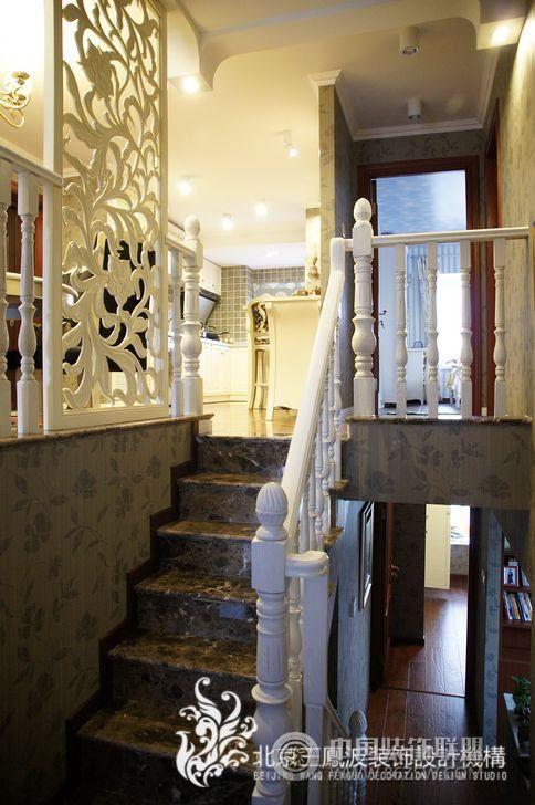 隋园公寓古典客厅装修图片